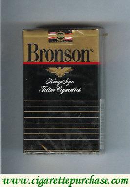 Discount Bronson cigarettes filter