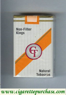 Discount CT Non-Filter cigarettes