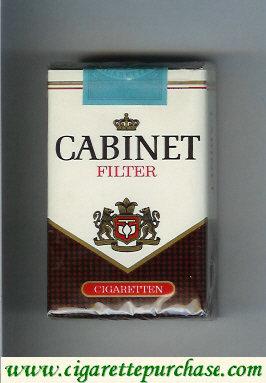 Discount Cabinet Filter cigarettes
