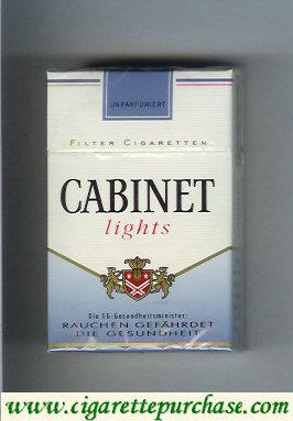 Discount Cabinet Lights cigarettes