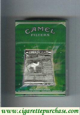 Discount Camel 1455 Se Inventa La Imprenta cigarettes hard box