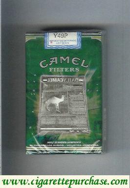 Discount Camel 1455 Se Inventa La Imprenta cigarettes soft box