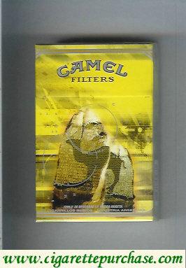Discount Camel 1799 Se Descubre La Piedra Roseta cigarettes hard box