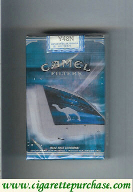 Discount Camel 1962 Nace La Internet cigarettes soft box