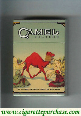 Discount Camel Cigarettes 90 Years hard box