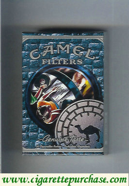Discount Camel Cigarettes Genuine Taste Filters Genuine Nights hard box