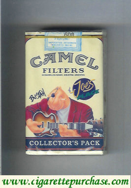 Discount Camel Collectors Pack Joes Place Bustah cigarettes soft box