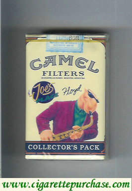 Discount Camel Collectors Pack Joes Place Hoyd Filters cigarettes soft box