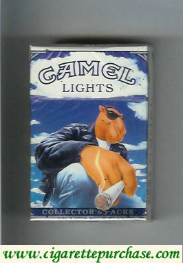 Discount Camel Collectors Packs Filters cigarettes soft box