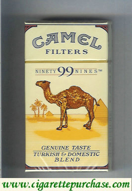 Discount Camel Filter 99s cigarettes hard box