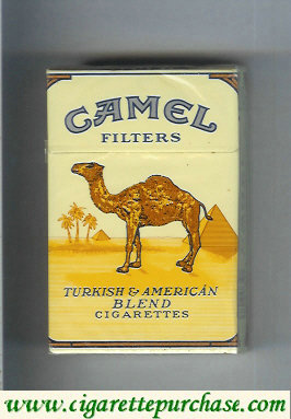 Discount Camel Filters cigarettes hard box