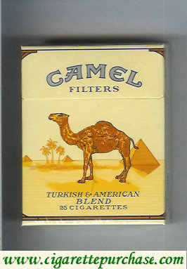Discount Camel Filters cigarettes king size hard box