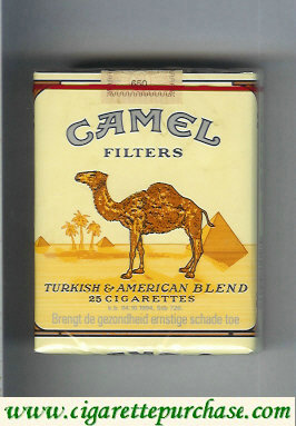 Discount Camel Filters cigarettes king size soft box