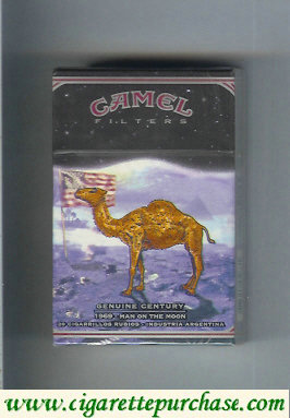 Discount Camel Genuine Century 1969 Filters cigarettes hard box