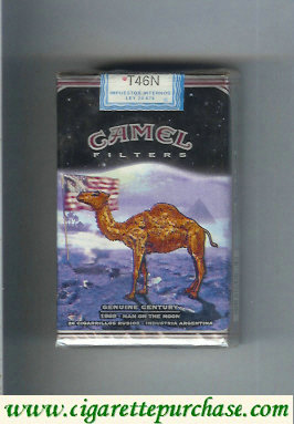 Discount Camel Genuine Century 1969 Filters cigarettes soft box