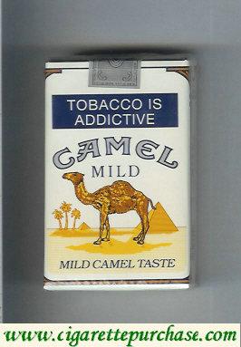 Discount Camel Mild  Mild Camel Taste cigarettes soft box