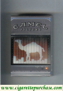 Discount Camel Night Collectors Electronica Filters cigarettes hard box