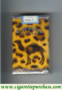 Discount Camel Night Collectors Lounge Filters cigarettes soft box