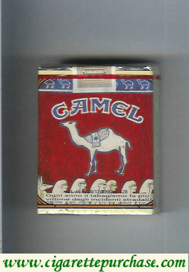 Discount Camel Non Filter Collectors Anniversary Pack cigarettes soft box