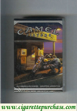 Discount Camel Road Filters cigarettes hard box