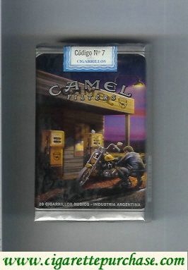 Discount Camel Road Filters cigarettes soft box