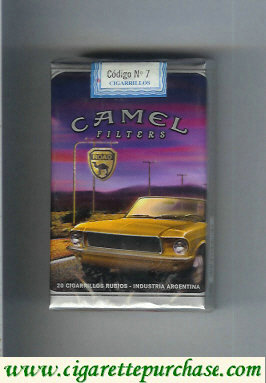 Discount Camel Road Filters soft box cigarettes