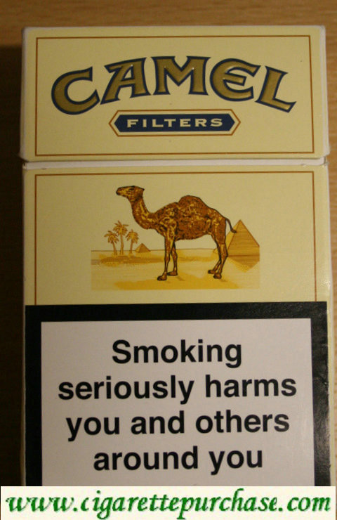 Discount Camel Since 1913 Full Strength cigarettes hard box