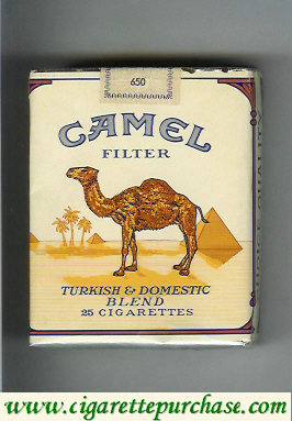 Discount Camel Turkish Domestic Blend cigarettes soft box