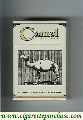 Discount Camel collection version 90 Years cigarettes hard box