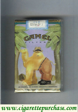 Camel collection version ART Collection cigarettes soft box