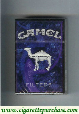 Discount Camel collection version Filters cigarettes hard box