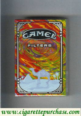 Discount Camel collection version cigarettes Filters hard box