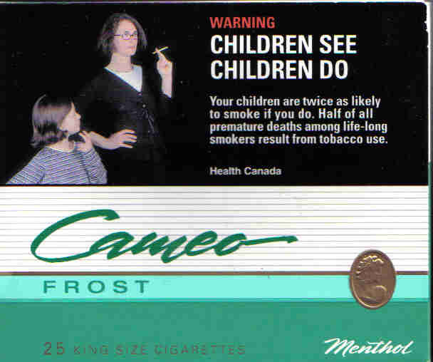 Discount Cameo Frost Extra Mild cigarettes
