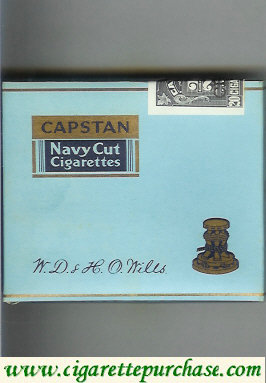 Discount Capstan Navy Cut Plain cigarettes