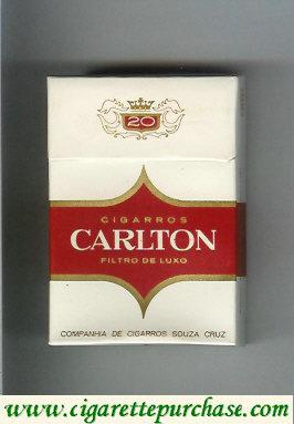 Discount Carlton Filtro De Luxo cigarettes