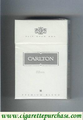 Discount Carlton Premium Blend Silver cigarettes