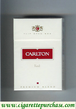 Discount Carlton Red cigarettes Premium Blend