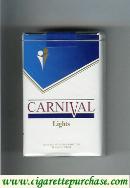 Discount Carnival Lights cigarettes