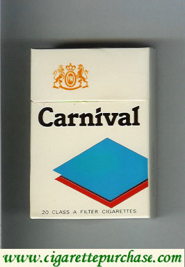 Discount Carnival cigarettes usa