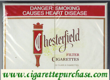 Chesterfield Filter 30 cigarettes