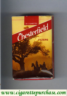 Discount Chesterfield Filter cigarettes