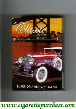 Discount Classic cigarettes Superior American Blend