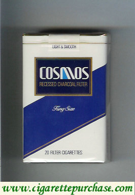 Cosmos Light Smooth cigarettes