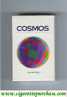 Cosmos Select Blend cigarettes