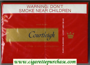 Courtleigh 30 cigarettes