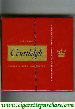 Courtleigh cigarettes