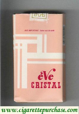 Discount Cristal Eve cigarettes