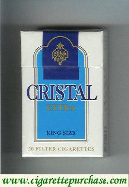 Discount Cristal Extra cigarettes