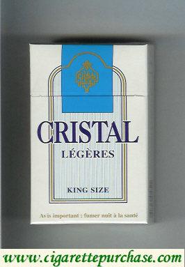 Discount Cristal Legeres cigarettes