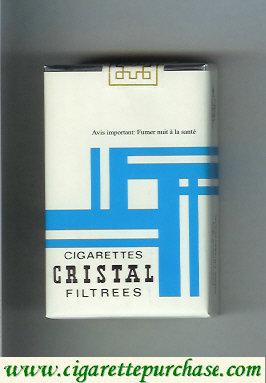 Discount Cristal filtrees cigarettes